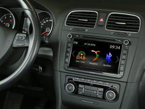 Optimale Integration in VAG-Fahrzeuge